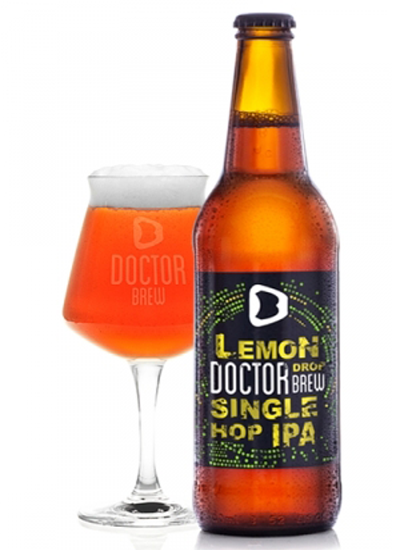 Lemon Drop Single Hop IPA